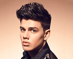 Mens Hair at the Andrew Hill Salon