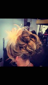 bridal hair services in Devon at Andrew Hill Salon