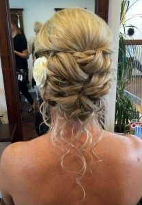 bespoke wedding hair packaegs in Devon at Andrew Hill Salon